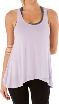 Electric Yoga Electric Yoga Loose Tank Top S - Lilac - Electric Yoga Women's Apparel
