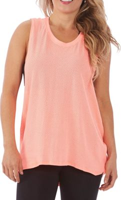 Electric Yoga Tribal Loose Top XS/S - Coral - XS/S - Electric Yoga Women's Apparel