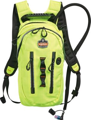 Ergodyne 5157 Premium Cargo Hydration Pack Lime - Ergodyne Hydration Packs and Bottles