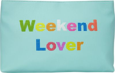 T-shirt & Jeans Weekend Lover Cosmetic Aqua - Weekend Lover - T-shirt & Jeans Women's SLG Other