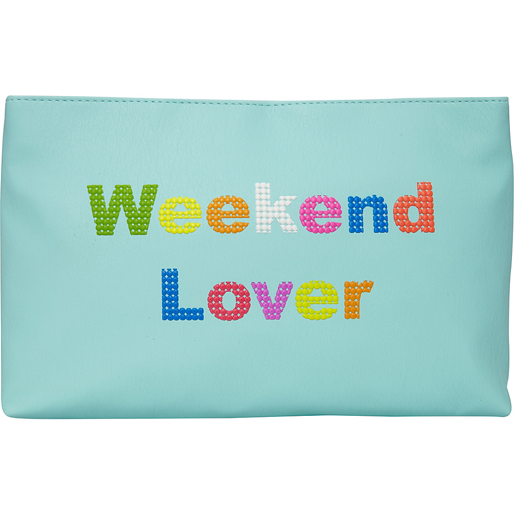 T shirt Jeans Weekend Lover Cosmetic Aqua Weekend Lover T shirt Jeans Women s SLG Other
