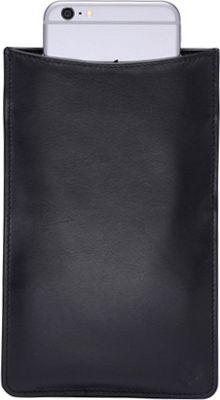 Silent Pocket V2 Medium Plus Faraday Sleeve RFID Black - Silent Pocket Electronic Cases