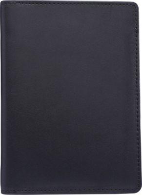 Silent Pocket V2 RFID Secure Passport Wallet Black - Silent Pocket Travel Wallets