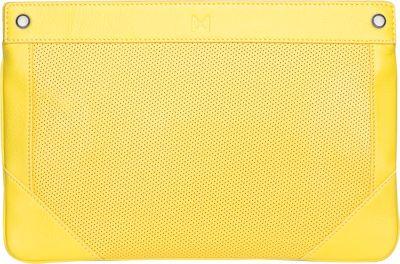 MOFE Lacuna Clutch Yellow