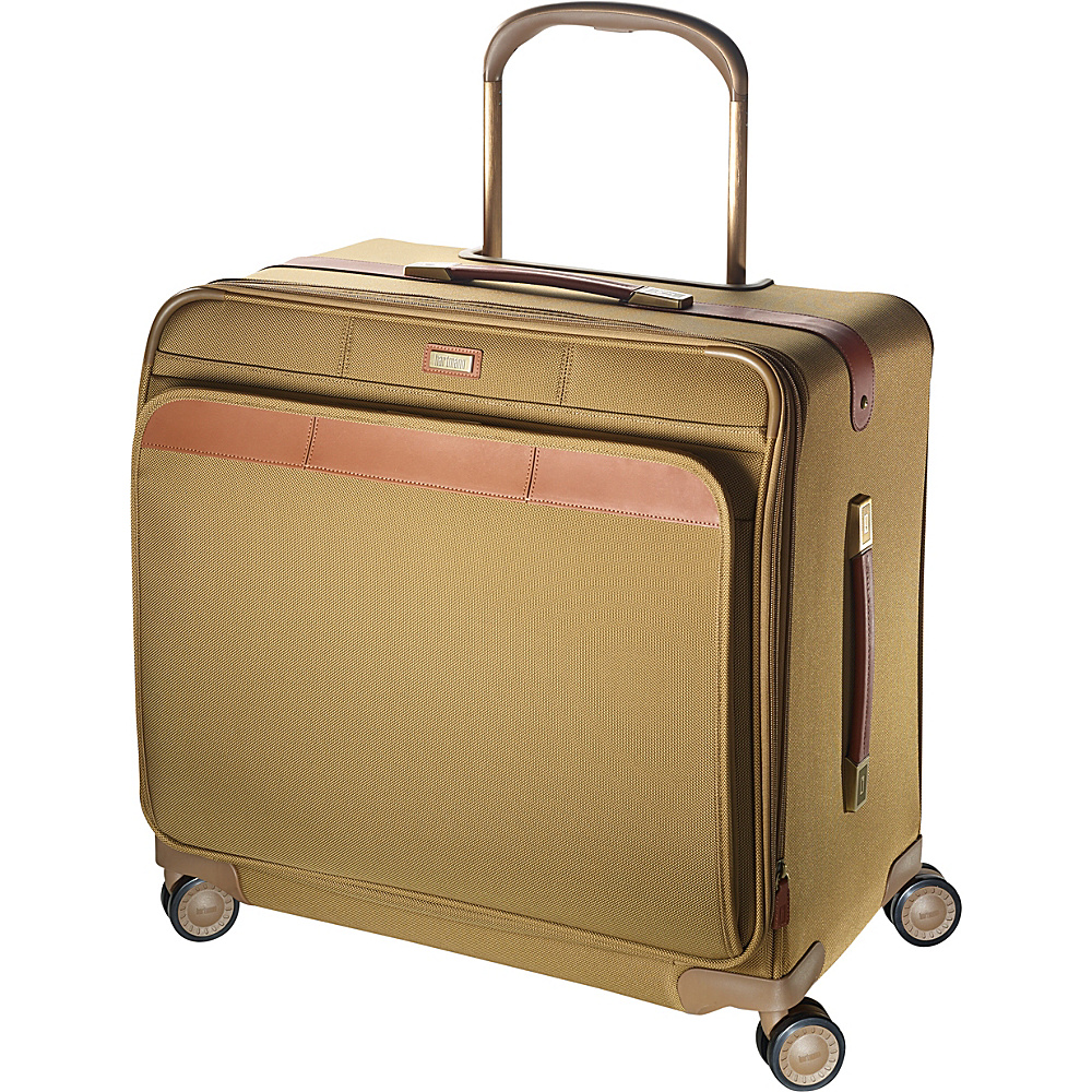 Hartmann Luggage Ratio Classic Deluxe Long Journey Expandable Glider Safari Hartmann Luggage Softside Checked