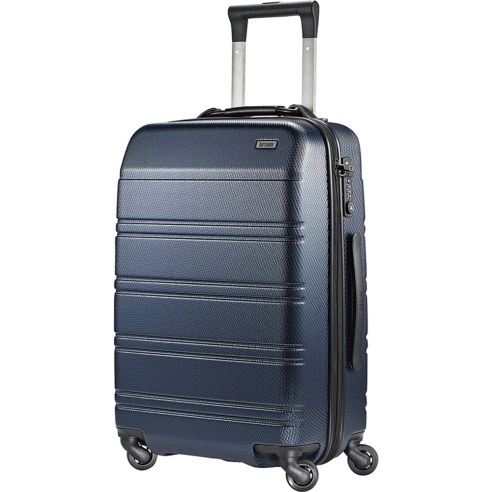 Hartmann Luggage Vigor 2 Spinner Midnight Navy Hartmann Luggage Hardside Carry On