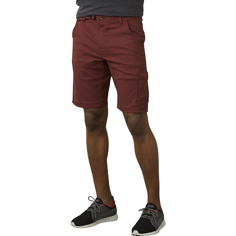 PrAna Stretch Zion Shorts 30 - Raisin - PrAna Mens Apparel - Apparel & Footwear, Men's Apparel