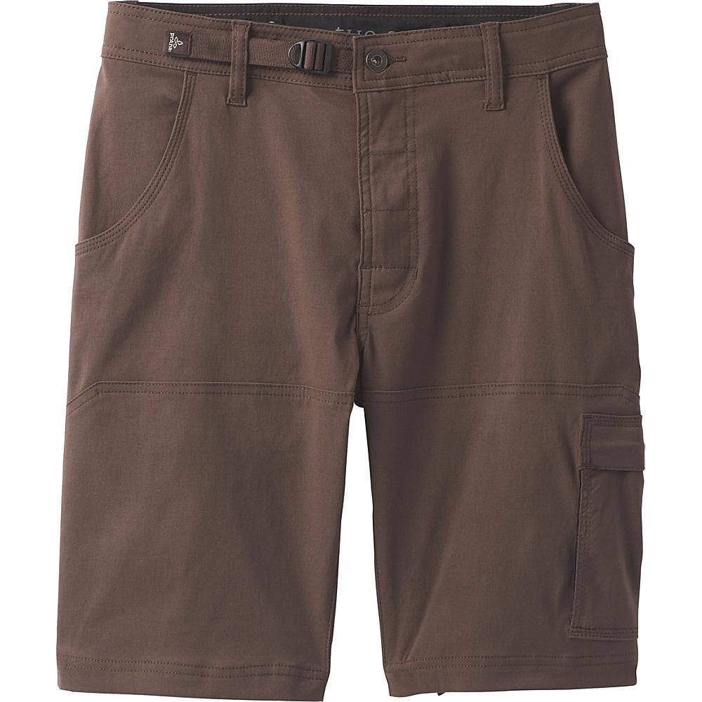 PrAna Stretch Zion Shorts 32 - Coffee Bean - PrAna Mens Apparel - Apparel & Footwear, Men's Apparel