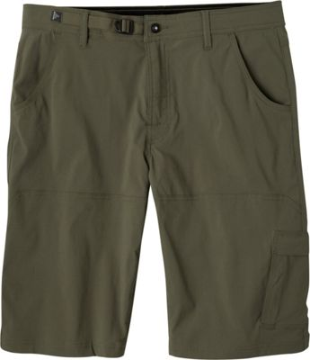 PrAna Stretch Zion Shorts 38 - Cargo Green - PrAna Men's Apparel