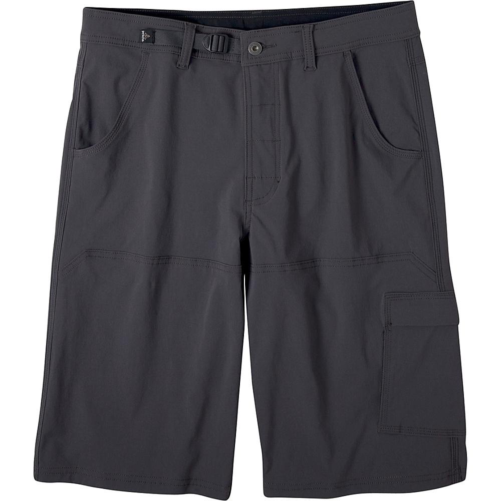PrAna Stretch Zion Shorts 31 - Charcoal - PrAna Mens Apparel - Apparel & Footwear, Men's Apparel