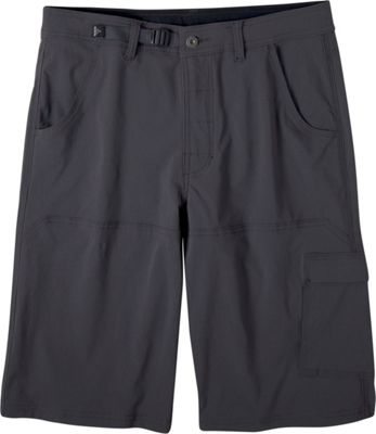 PrAna Stretch Zion Shorts 34 - Charcoal - PrAna Men's Apparel