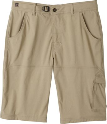 PrAna Stretch Zion Shorts 33 - Dark Khaki - PrAna Men's Apparel