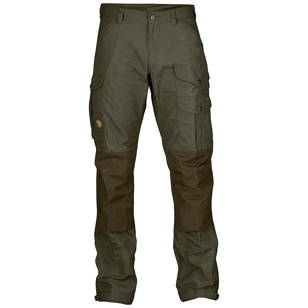 Fjallraven Vidda Pro Trousers Regular 50 - Dark Olive - Fjallraven Womens Apparel - Apparel & Footwear, Women's Apparel