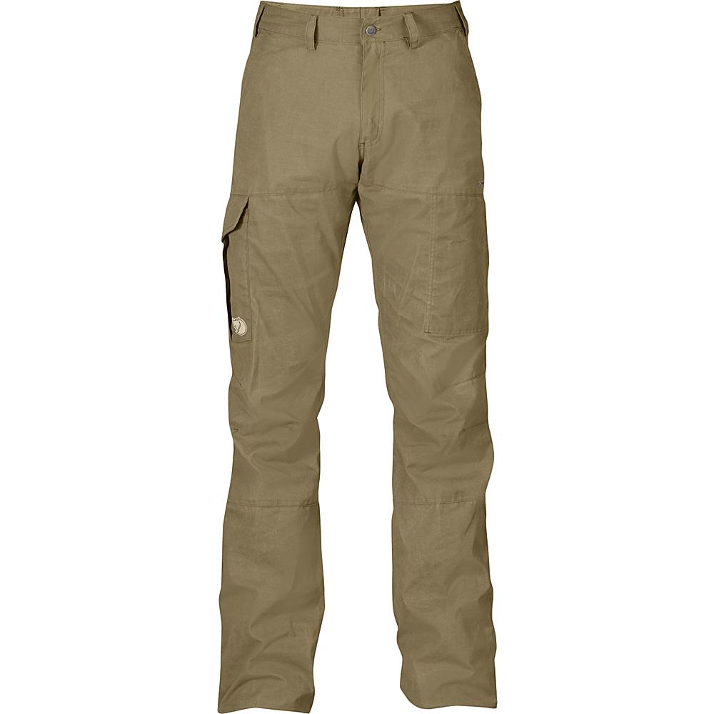 Fjallraven Karl Trousers 46 - Sand - Fjallraven Mens Apparel - Apparel & Footwear, Men's Apparel