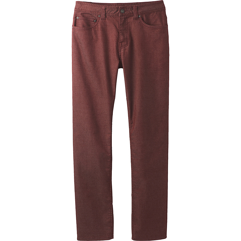 PrAna Bridger Jeans - 30 Inseam 34 - Raisin - PrAna Mens Apparel - Apparel & Footwear, Men's Apparel