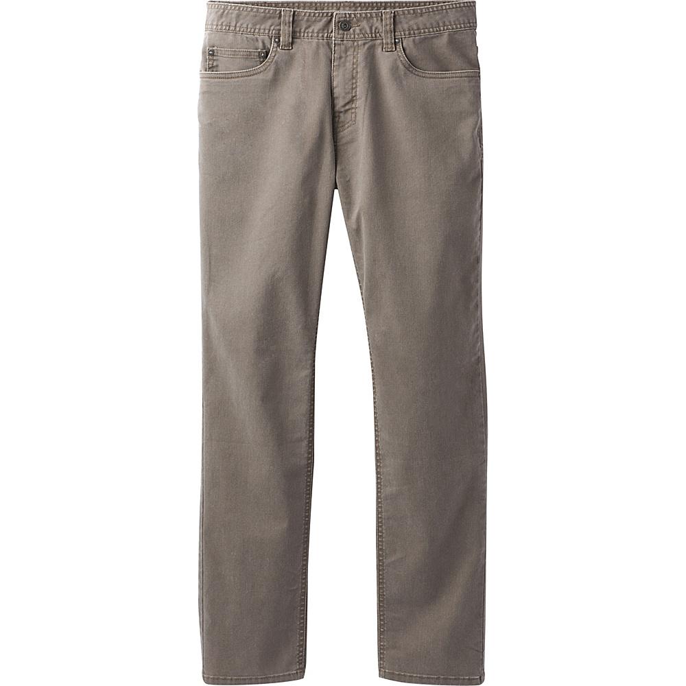 PrAna Bridger Jeans - 30 Inseam 35 - Mud - PrAna Mens Apparel - Apparel & Footwear, Men's Apparel