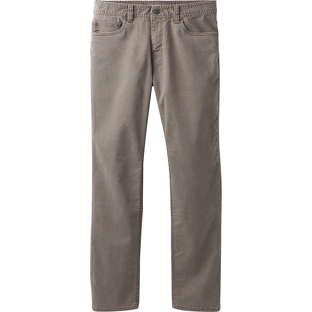 PrAna Bridger Jeans - 30 Inseam 36 - Cargo Green - PrAna Mens Apparel - Apparel & Footwear, Men's Apparel
