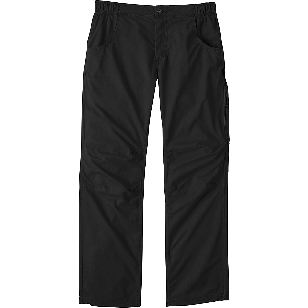PrAna Ecliptic Pants L - Black - PrAna Mens Apparel - Apparel & Footwear, Men's Apparel