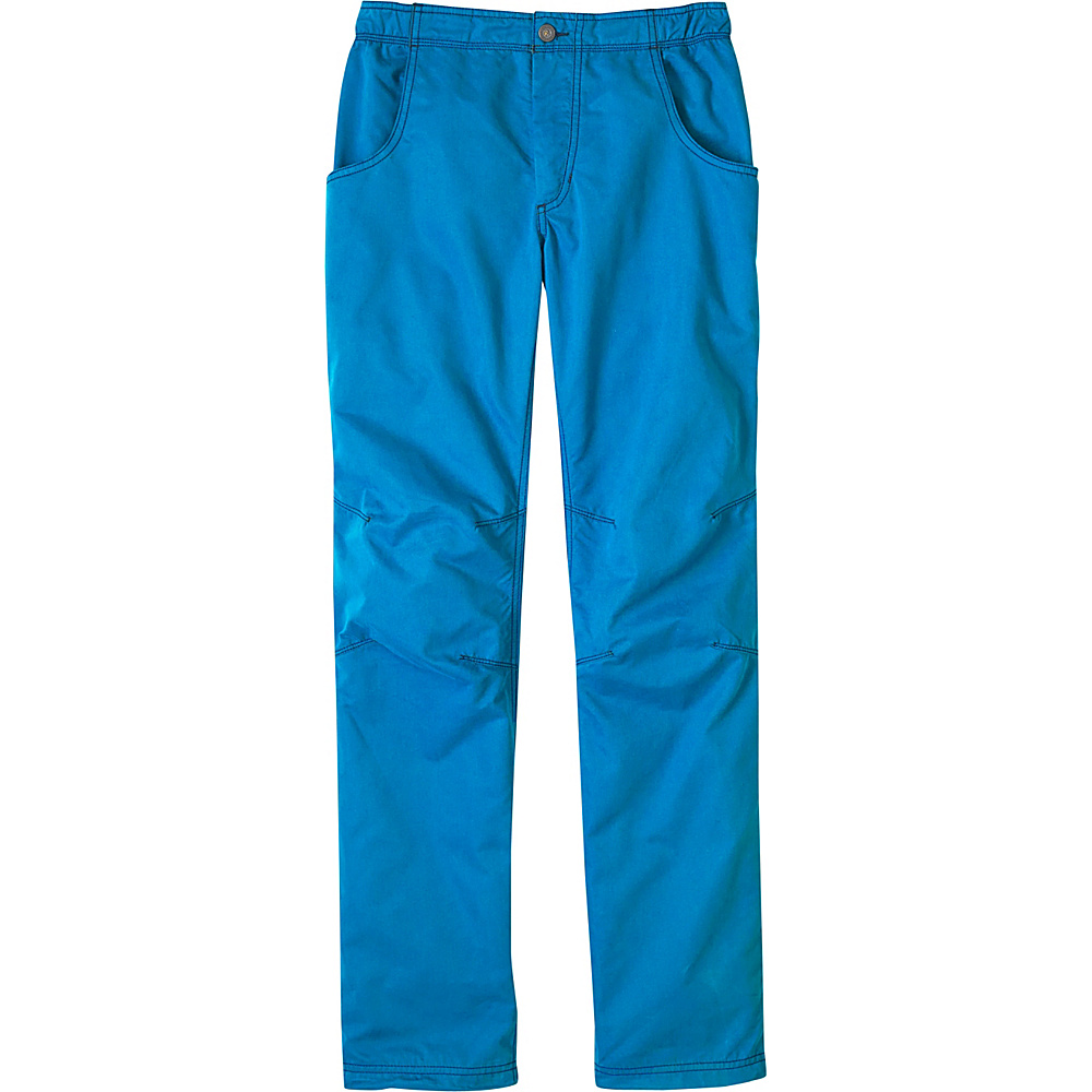 PrAna Ecliptic Pants M - Classic Blue - PrAna Mens Apparel - Apparel & Footwear, Men's Apparel