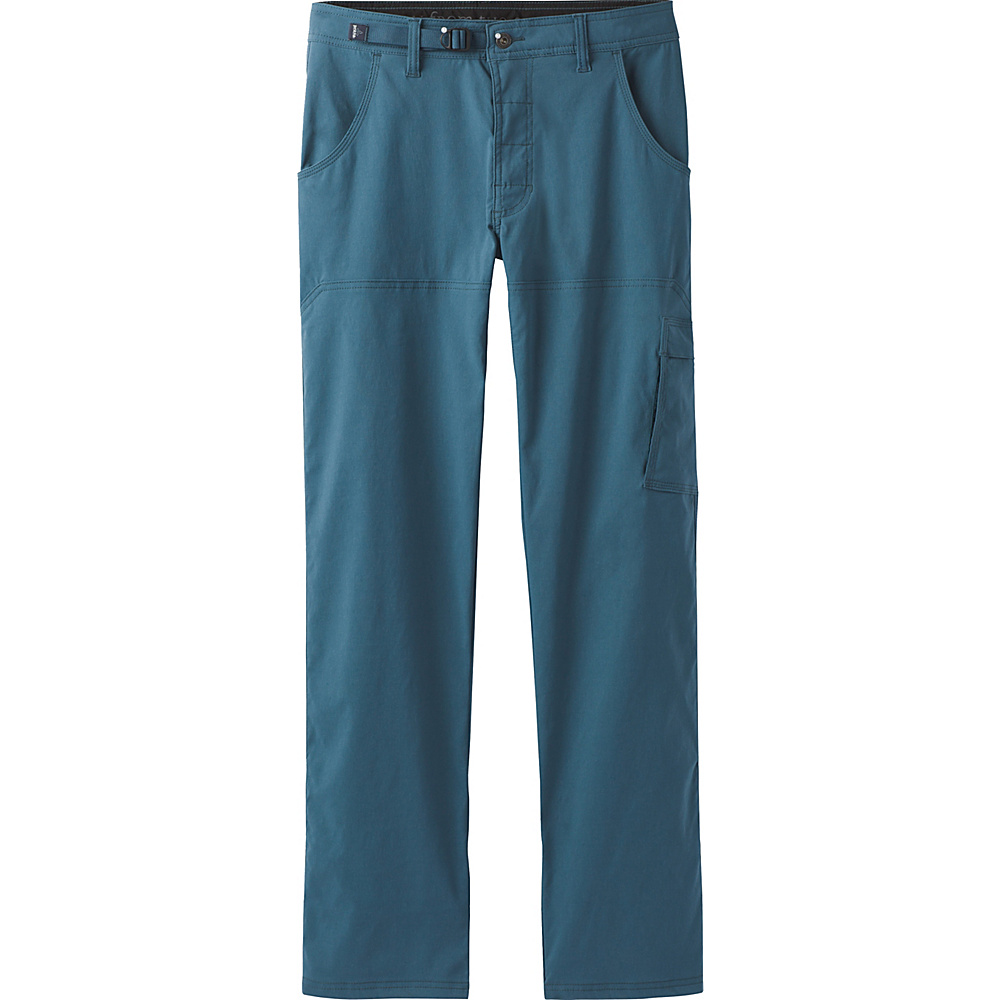 PrAna Stretch Zion Pants - 34 Inseam 28 - Dark Khaki - PrAna Mens Apparel - Apparel & Footwear, Men's Apparel