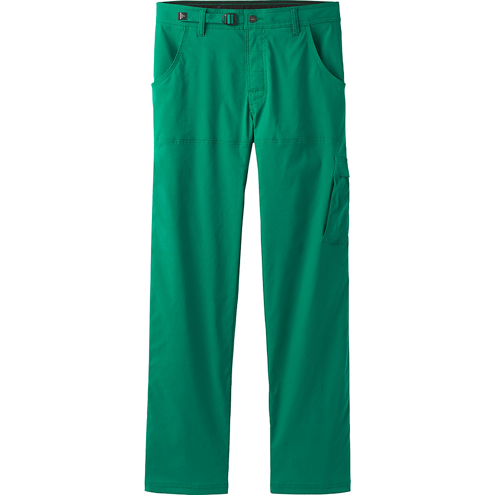 PrAna Stretch Zion Pants - 34 Inseam 32 - Dark Khaki - PrAna Mens Apparel - Apparel & Footwear, Men's Apparel