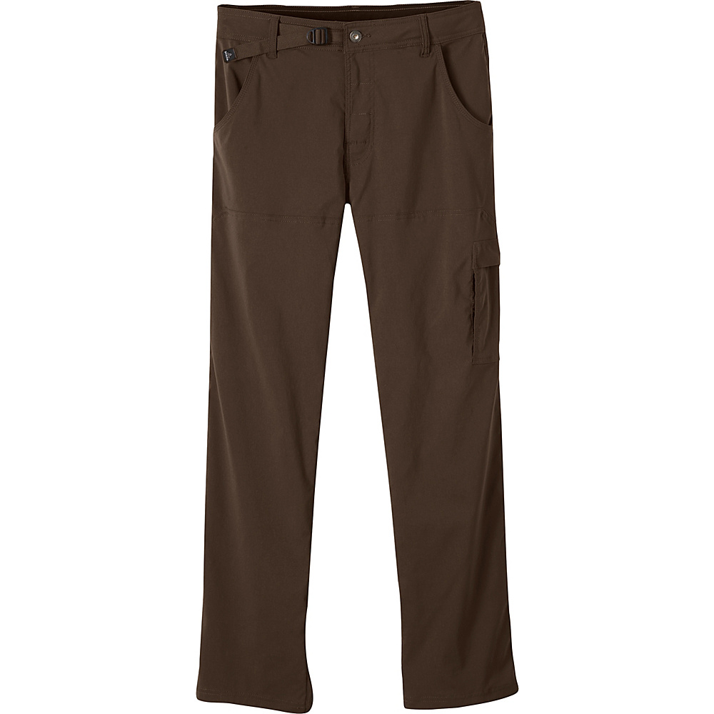 PrAna Stretch Zion Pants - 34 Inseam 28 - Coffee Bean - PrAna Mens Apparel - Apparel & Footwear, Men's Apparel