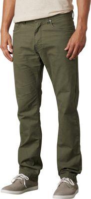 PrAna Tucson Slim Fit Pants - 30 inch Inseam 34 - Charcoal - PrAna Men's Apparel