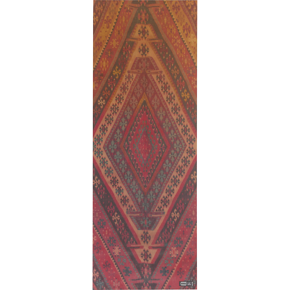 PrAna Belize Printed Xtra Lite Mat Light Red Violet - PrAna Sports Accessories - Sports, Sports Accessories