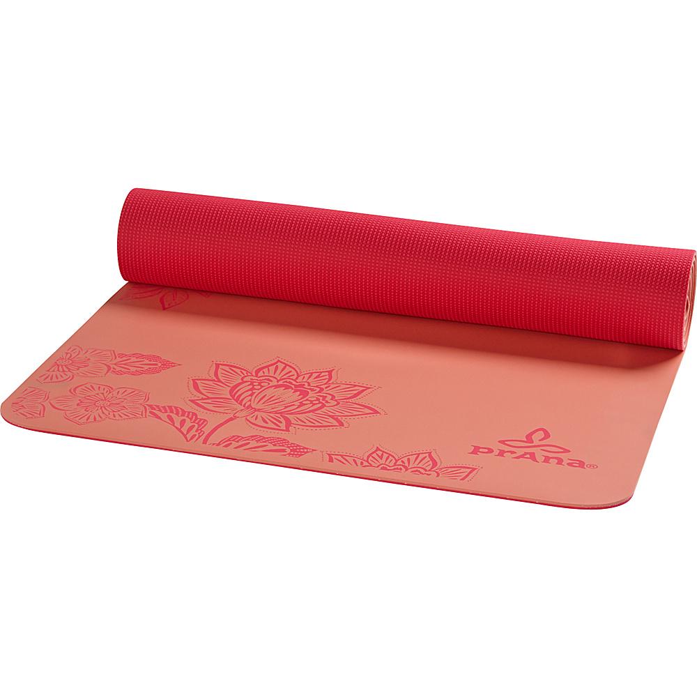 PrAna Henna E.C.O. Yoga Mat Summer Peach - PrAna Sports Accessories - Sports, Sports Accessories