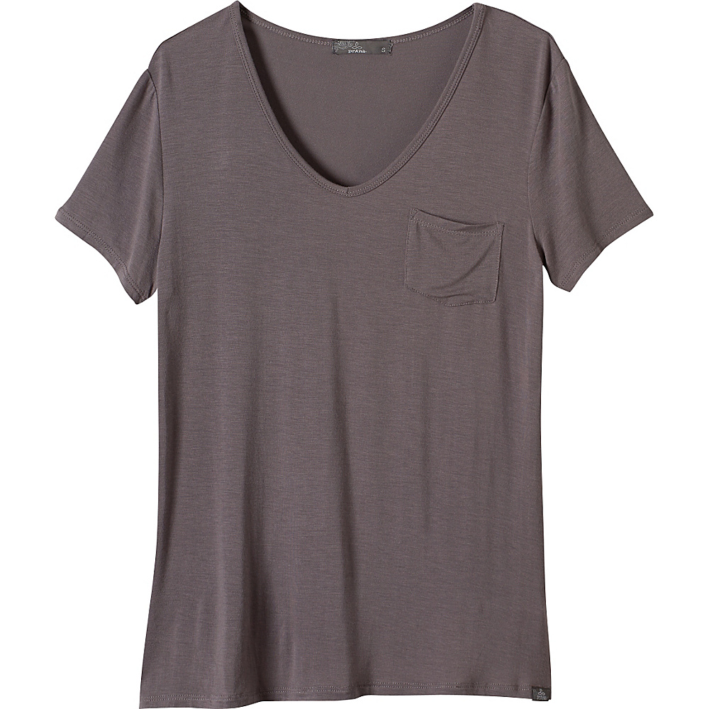 PrAna Hildi Top XL - Moonrock - PrAna Womens Apparel - Apparel & Footwear, Women's Apparel