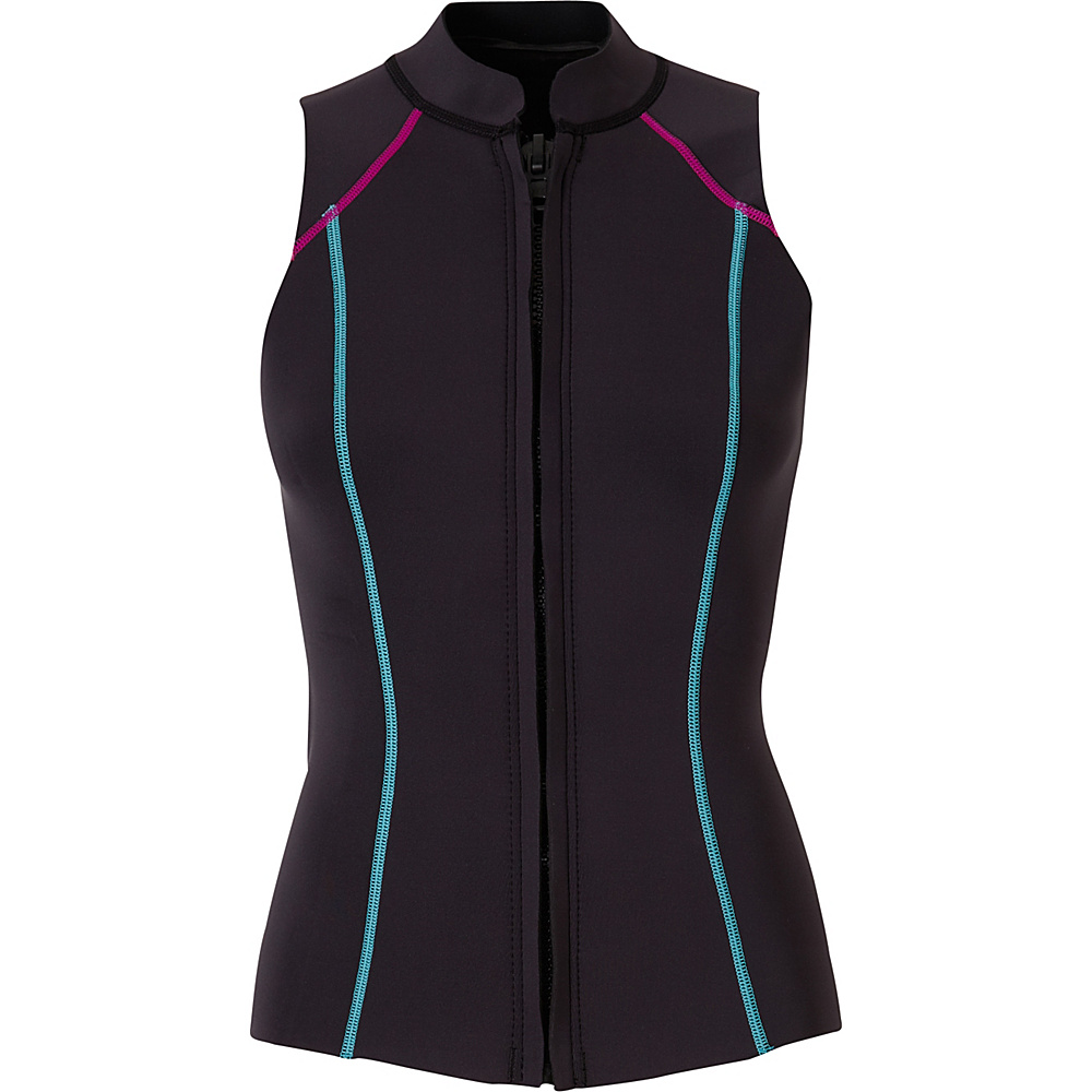 PrAna Kelis Vest M - Black - PrAna Womens Apparel - Apparel & Footwear, Women's Apparel