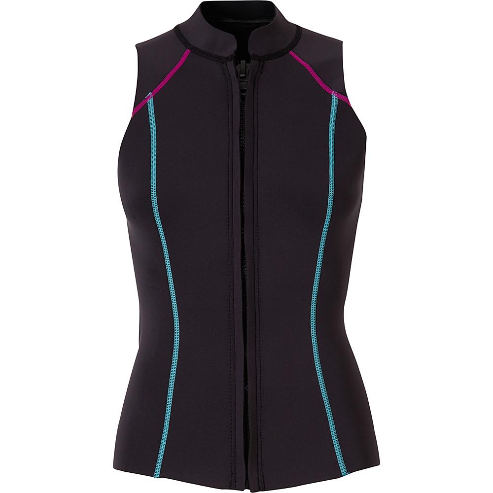 PrAna Kelis Vest L - Black - PrAna Womens Apparel - Apparel & Footwear, Women's Apparel