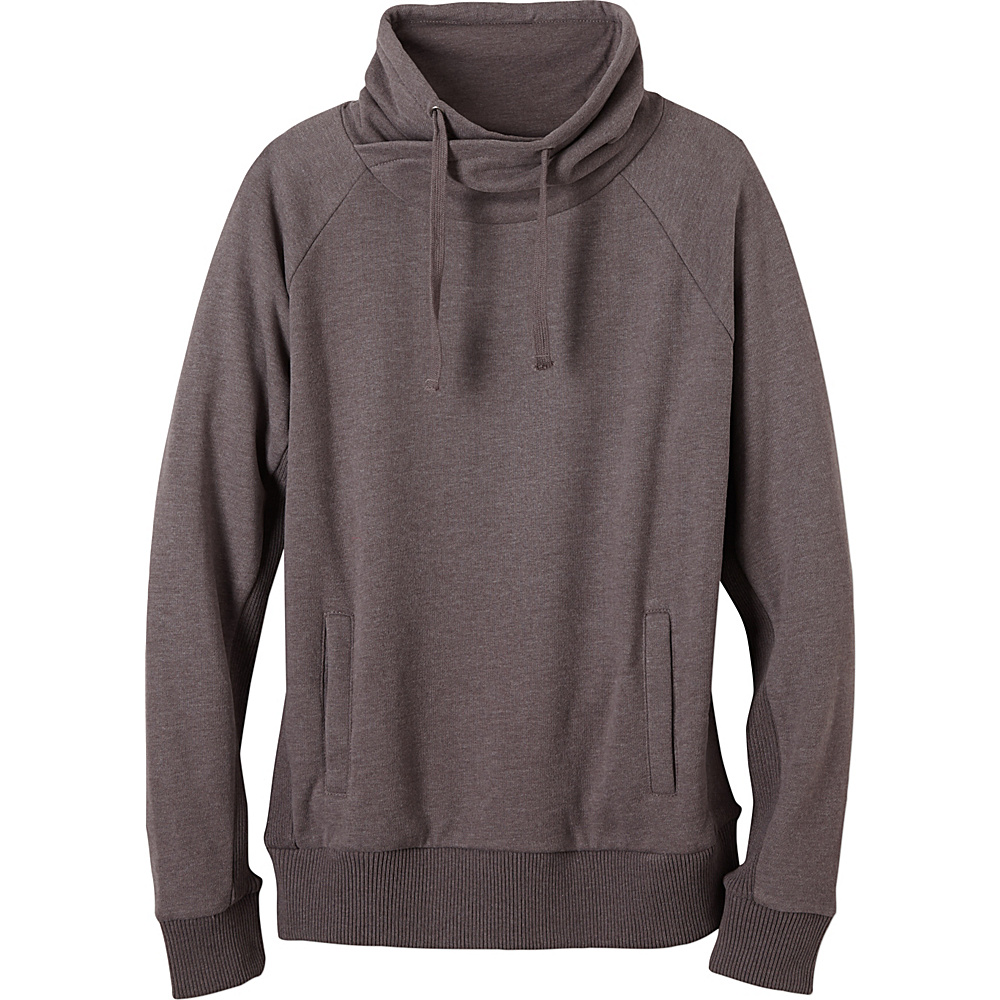 PrAna Gotu Pullover L - True Orchid - PrAna Womens Apparel - Apparel & Footwear, Women's Apparel