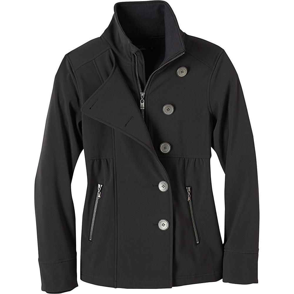 PrAna Martina Jacket XS - Coal - PrAna Womens Apparel - Apparel & Footwear, Women's Apparel