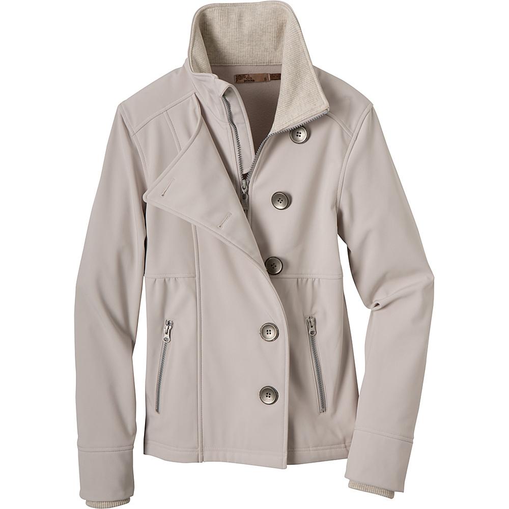 PrAna Martina Jacket L - Sand - PrAna Womens Apparel - Apparel & Footwear, Women's Apparel