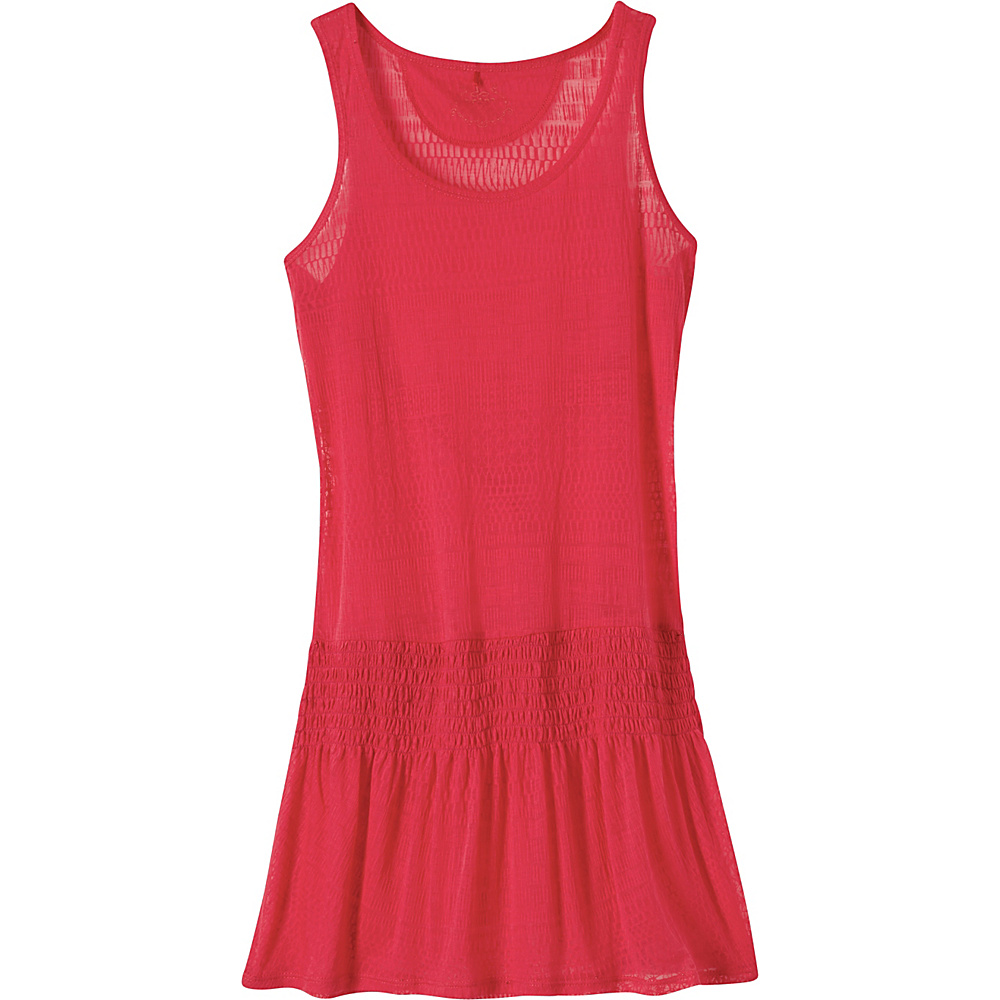PrAna Zadie Dress M - Azalea - PrAna Womens Apparel - Apparel & Footwear, Women's Apparel