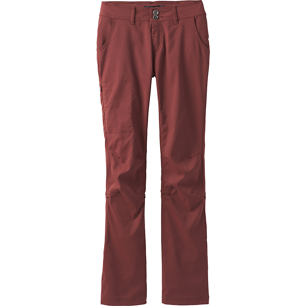 PrAna Halle Pants - Regular Inseam 12 - Raisin - PrAna Womens Apparel - Apparel & Footwear, Women's Apparel