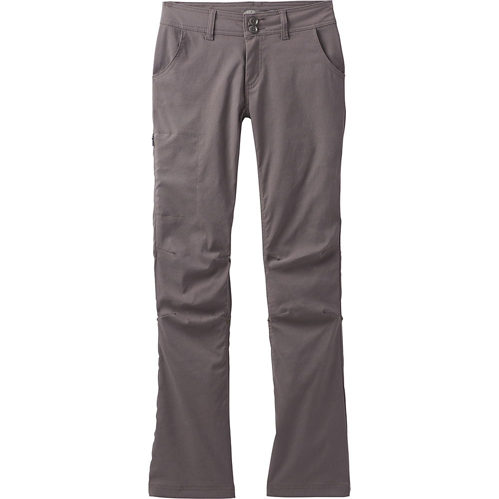 PrAna Halle Pants - Regular Inseam 8 - Moonrock - PrAna Womens Apparel - Apparel & Footwear, Women's Apparel