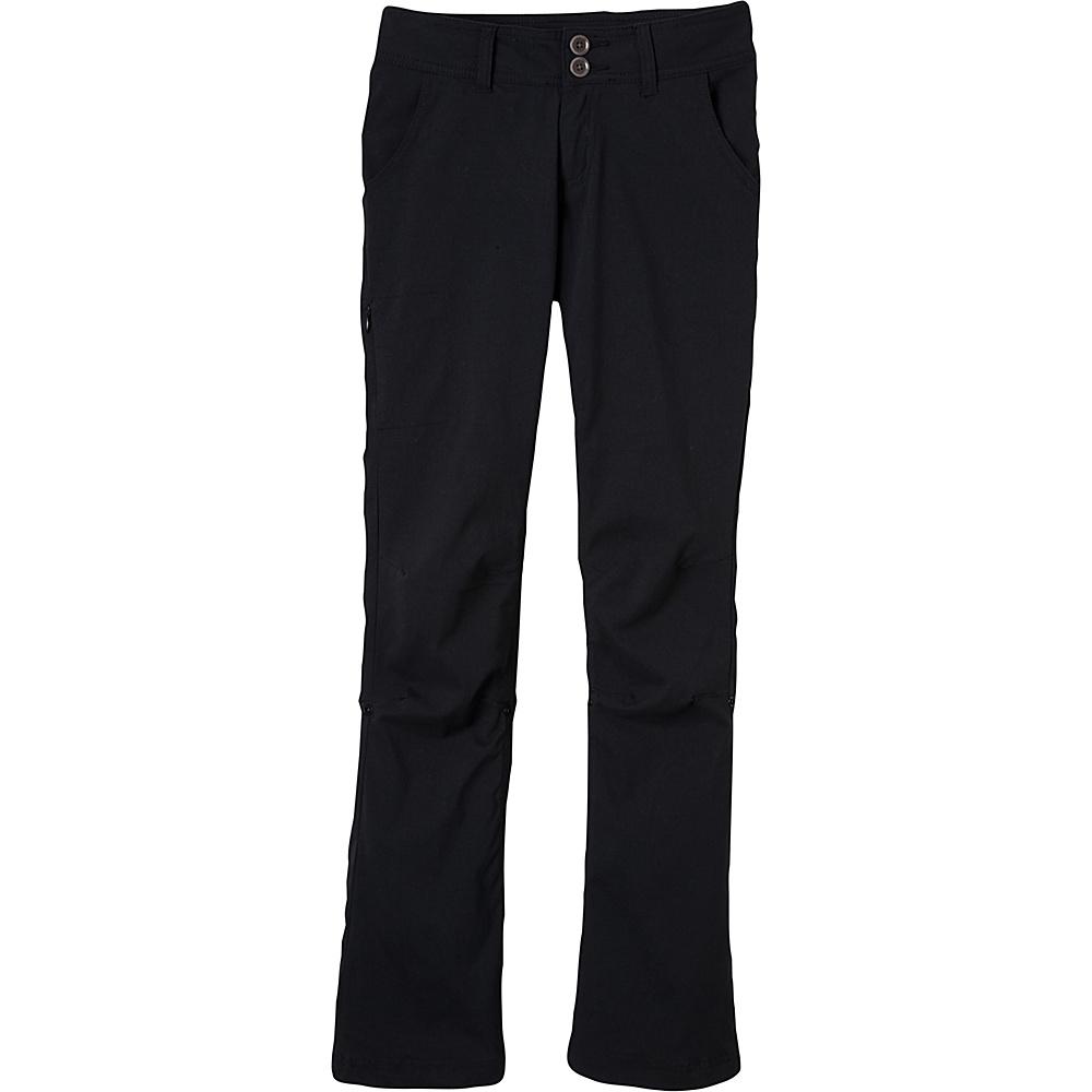 PrAna Halle Pants - Regular Inseam 8 - Black - PrAna Womens Apparel - Apparel & Footwear, Women's Apparel