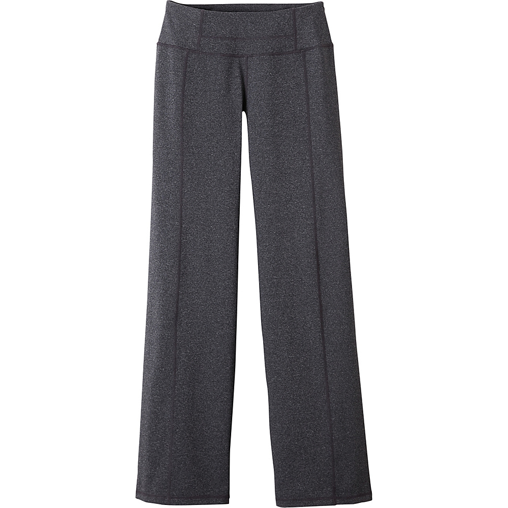 PrAna Julia Pants - Regular Inseam M - Charcoal Heather - PrAna Womens Apparel - Apparel & Footwear, Women's Apparel