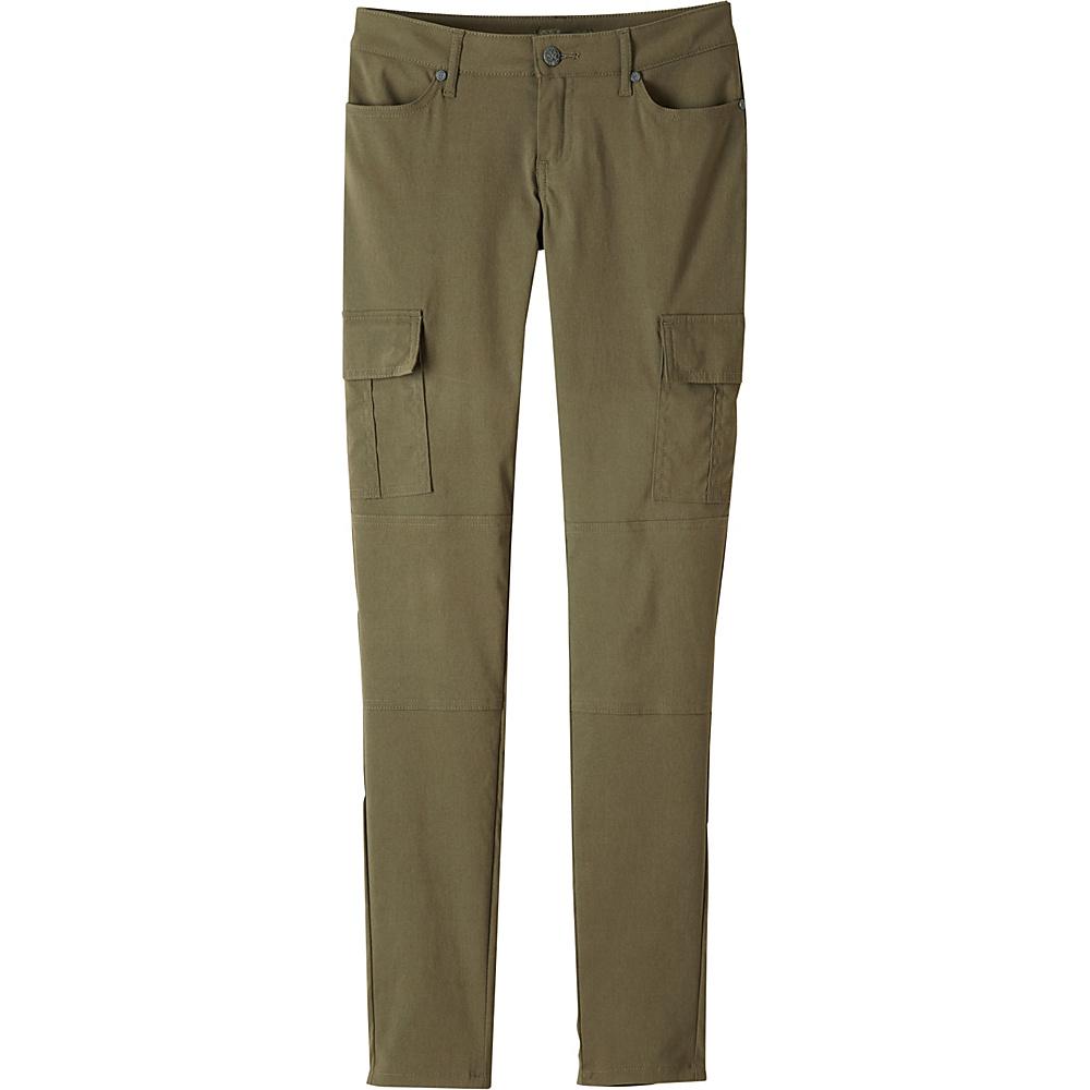 PrAna Meme Pants 0 - Cargo Green - PrAna Womens Apparel - Apparel & Footwear, Women's Apparel