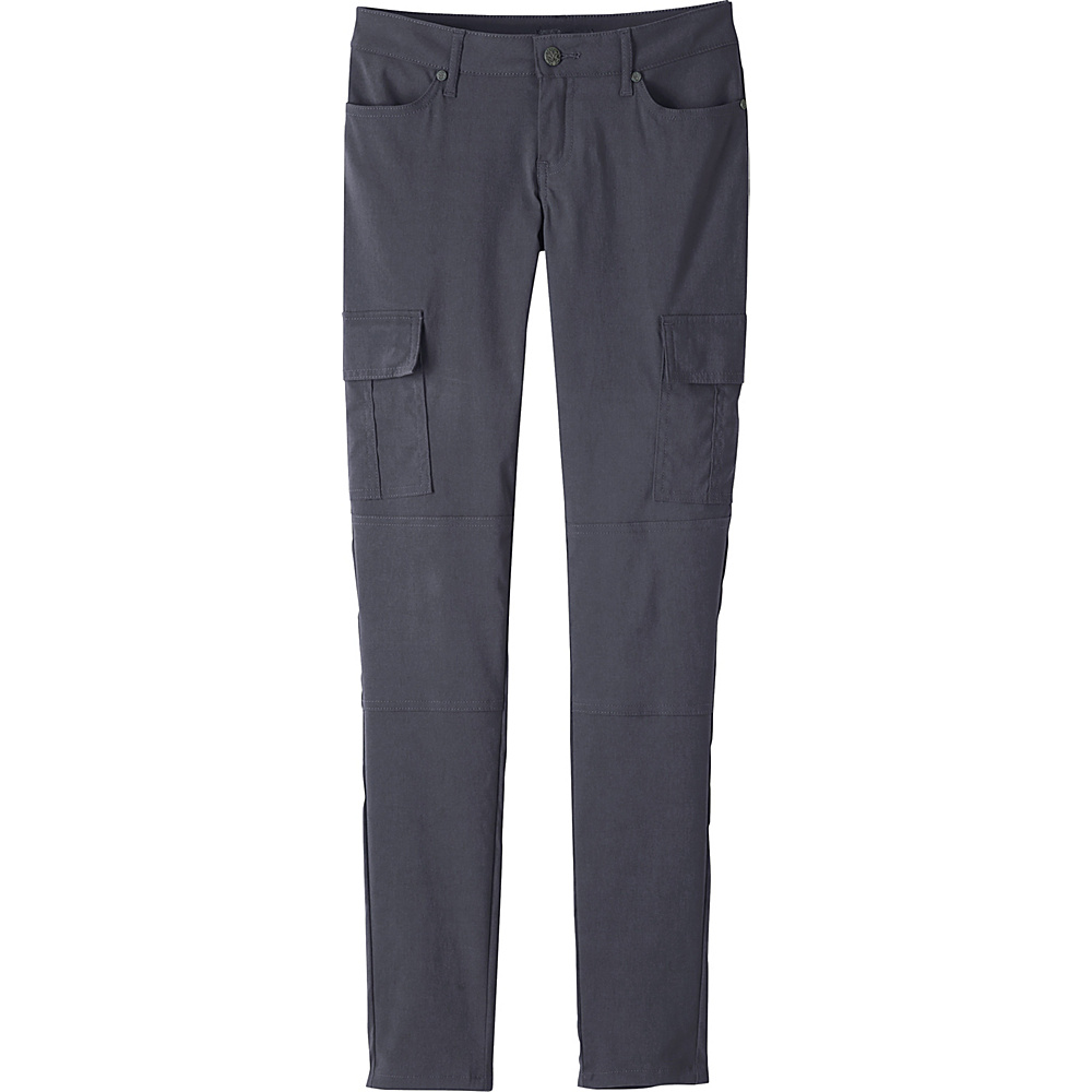 PrAna Meme Pants 8 - Coal - PrAna Womens Apparel - Apparel & Footwear, Women's Apparel