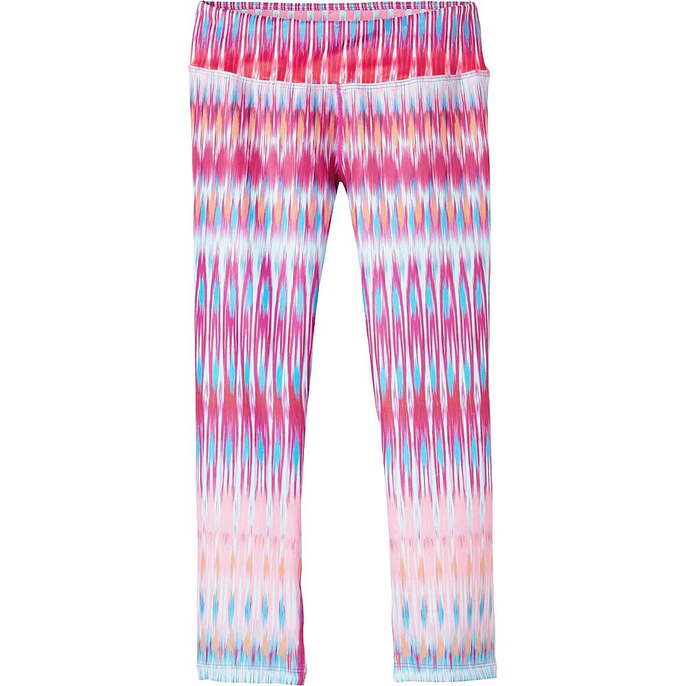 PrAna Roxanne Capri L - Festival Pink - PrAna Womens Apparel - Apparel & Footwear, Women's Apparel
