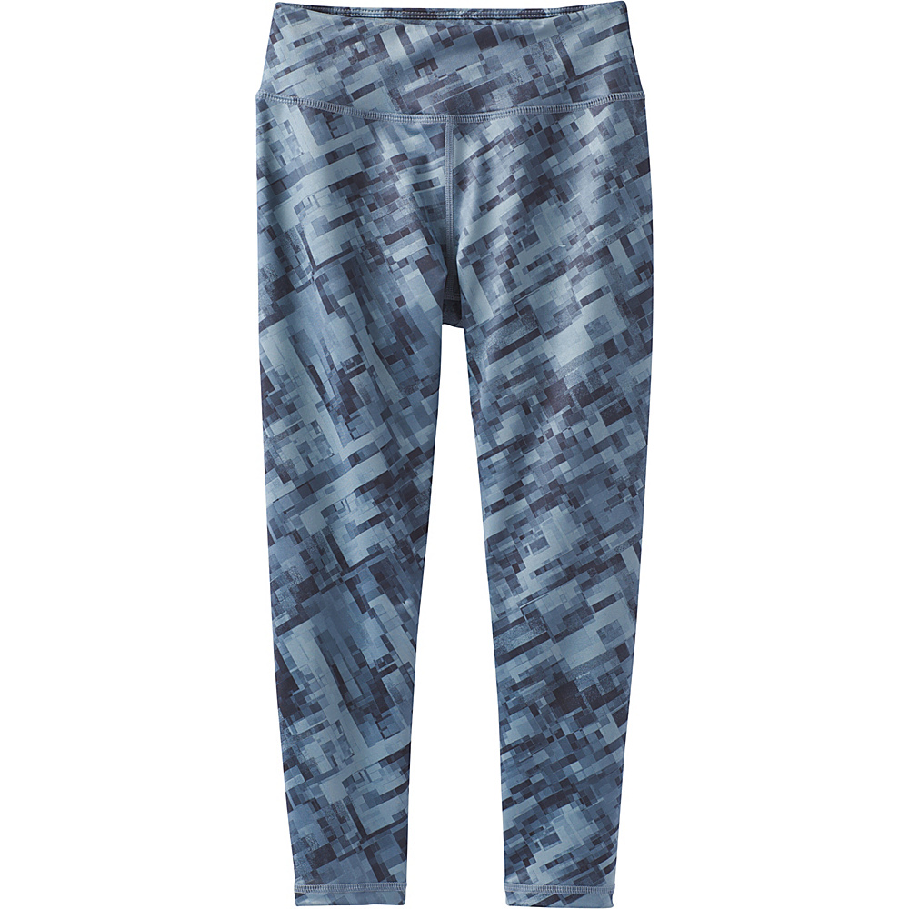 PrAna Roxanne Capri XL - Charcoal Fractal - PrAna Womens Apparel - Apparel & Footwear, Women's Apparel