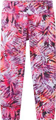 PrAna Roxanne Capri S - Cosmo Pink Paradise - PrAna Women's Apparel