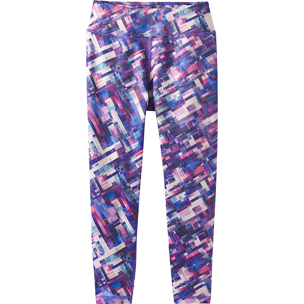 PrAna Roxanne Capri XL - Supernova Fractal - PrAna Womens Apparel - Apparel & Footwear, Women's Apparel