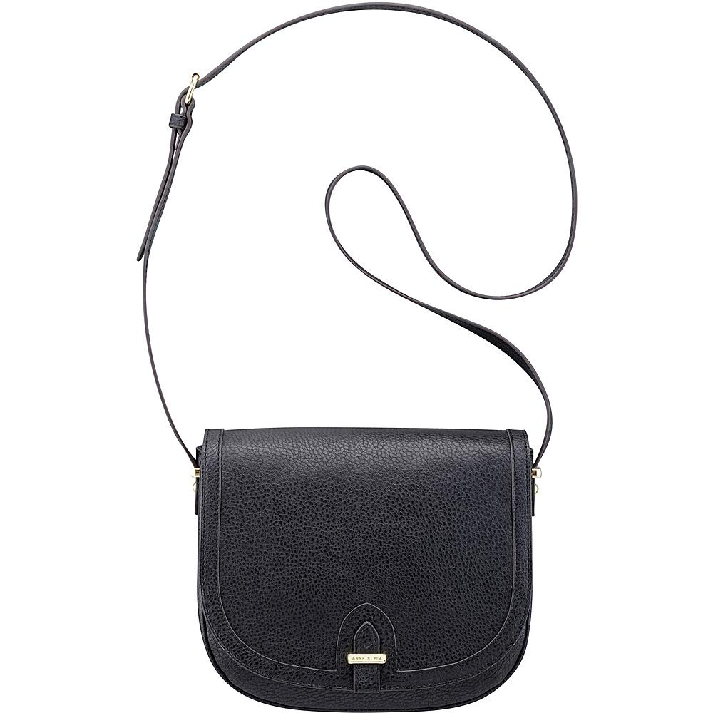 Anne Klein Perfect Tote Small Crossbody Black - Anne Klein Manmade Handbags