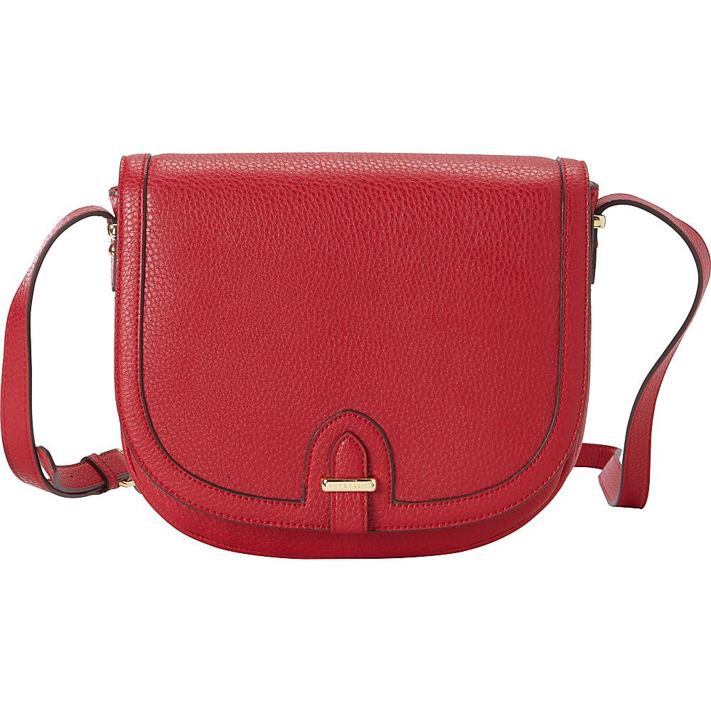 Anne Klein Perfect Tote Small Crossbody Cherry - Anne Klein Manmade Handbags