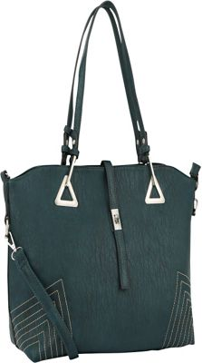 MKF Collection by Mia K. Farrow MKF Collection by Mia K. Farrow Dorothy Shoulder Bag Green - MKF Collection by Mia K. Farrow Manmade Handbags