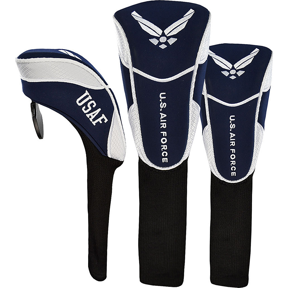 Hot-Z Golf Bags Headcover Set Air Force - Hot-Z Golf Bags Sports Accessories